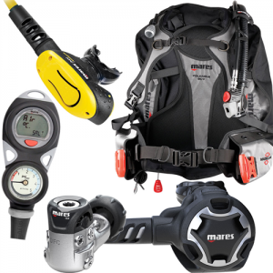 Dive Gear Packages